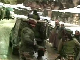 कुपवाडामध्ये अतिरेकी घुसलेलं घर उडवलं, मात्र दोन जवान शहीद