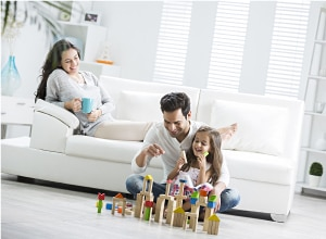 Over 2000 happy families have chosen the good life at Godrej Prakriti, come join them
