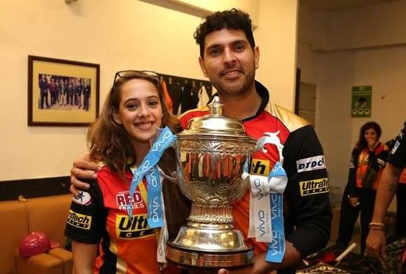 Cricketer Yuvraj Singh's new record