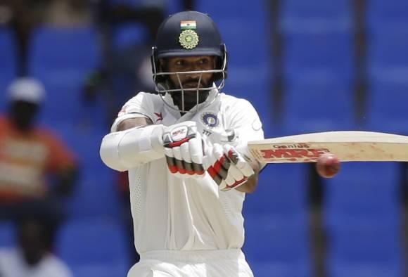 3rd Test, India tour of Sri Lanka at Kandy, Day 1 Live Score Card