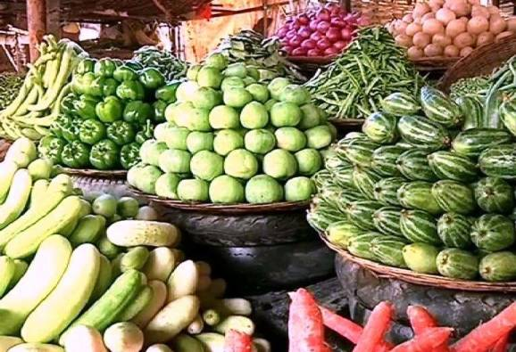 vegetable rates hiked due to Lack of rain latest updates