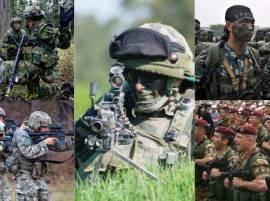 जगातील सर्वात शक्तीशाली 10 सैन्यदलं, भारताचा क्रमांक...