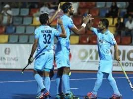 आशियाई चॅम्पियन्स ट्रॉफी हॉकीत भारताकडून चीनचा धुव्वा