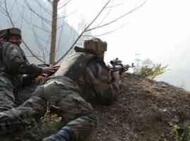 जम्मू : कुपवाडाजवळ लष्करी तळावर दहशतवादी हल्ला, तीन जवान शहीद