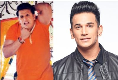prince narula almost hung himself on the sets of badho bahu