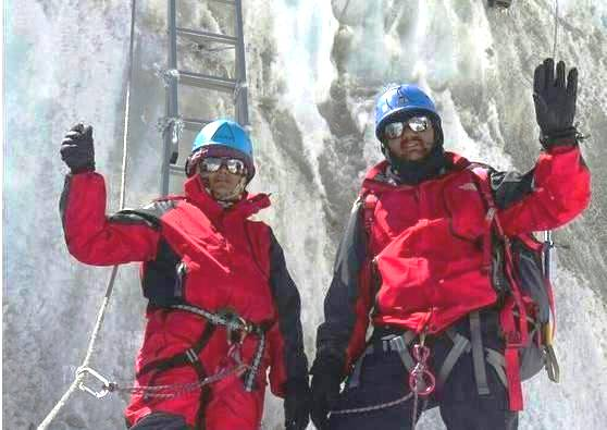 Pune : Rathod couple who claimed to summit Mt. Everest suspended latest update