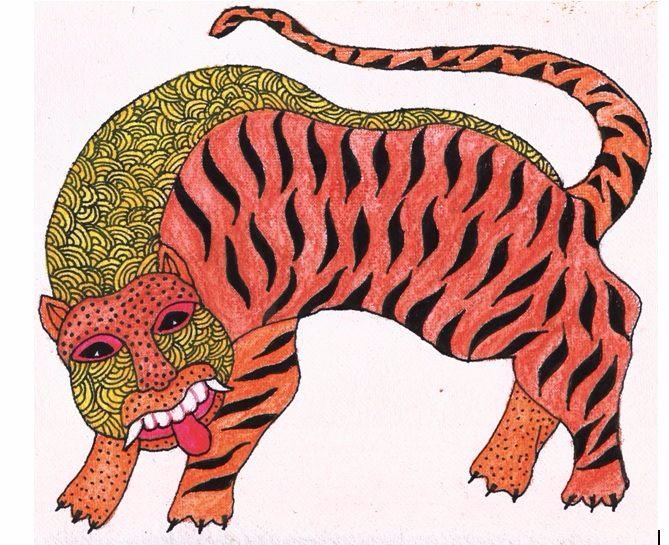GHUMAKKADI tiger PIC 1