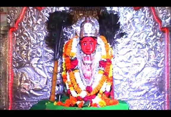ग्रामदेवता : औरंगाबादच्या लासूर गावचं ग्रामदैवत श्री दाक्षायणी देवी
