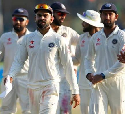 India vs Australia third test at Ranchi