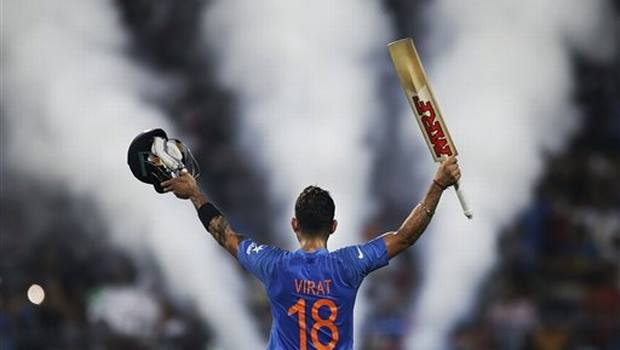 In ODI kohli becomes the fastest player to score 8000 runs