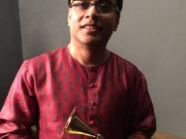 भारतीय तबलावादक संदीप दास यांना प्रतिष्ठेचा 'ग्रॅमी पुरस्कार'