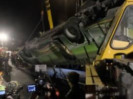 तैवानमध्ये भीषण बस अपघात, 32 पर्यटकांचा मृत्यू