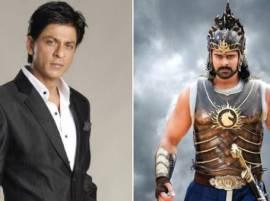 बाहुबलीच्या सीक्वेलमध्ये शाहरुख खान नाही, निर्मात्यांचे स्पष्टीकरण