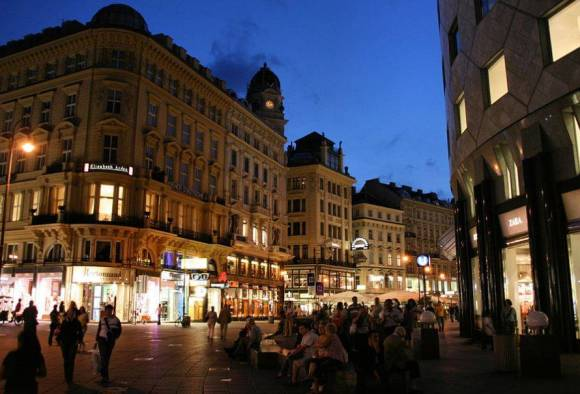 Vienna is the most preferred destination among Indian travellers