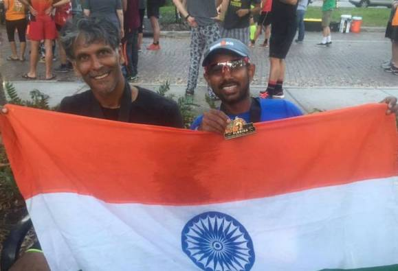 Milind Soman Becomes 'The Ultraman' By Covering 517 Kilometers In 3 Days