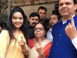 BMC Election 2017 : राजकीय नेत्यांचं मतदान