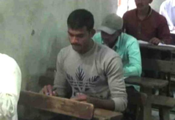 Rowing player Dattu Bhoknal appears for twelfth exam