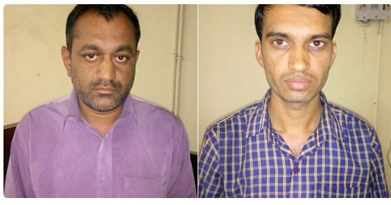 two arrested in nasik for blackmailing to girls by making their objectionable pics