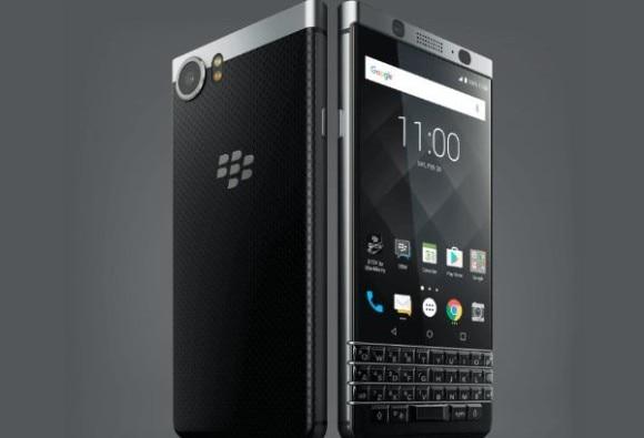 ब्लॅकबेरीचा शेवटचा स्मार्टफोन 'KEYone' लवकरच भारतात !