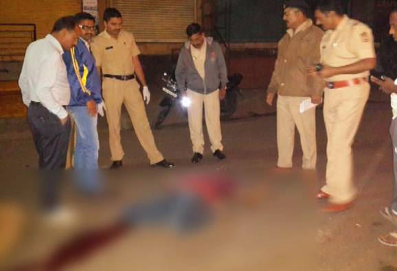young person killed in nashik