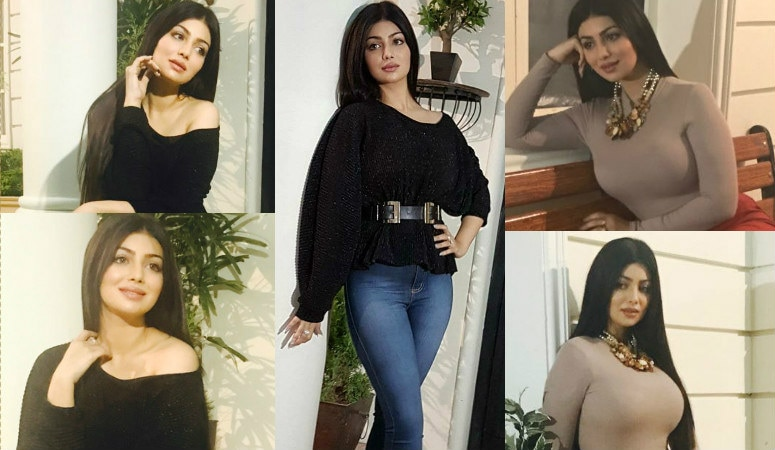 Ayesha takia phots after leap surgery