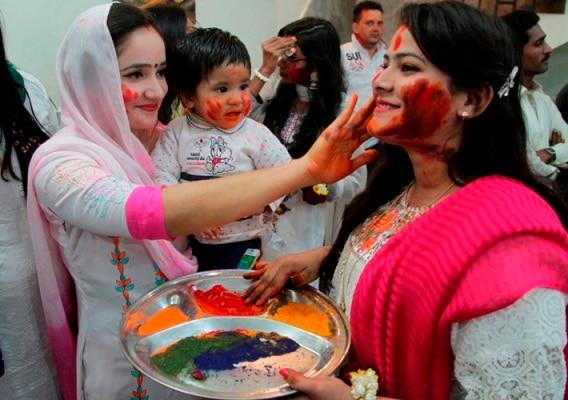 Pakistan Holi Festival