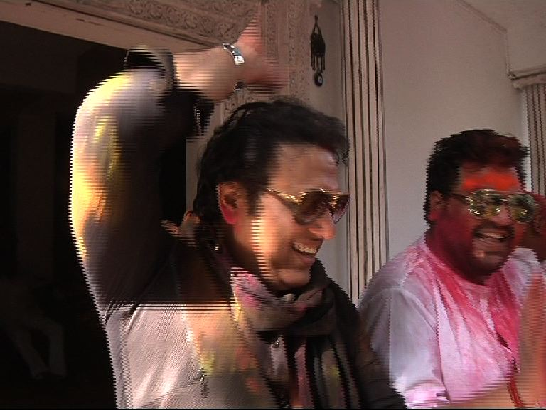 Holi Celebration of Bollywood celebrities