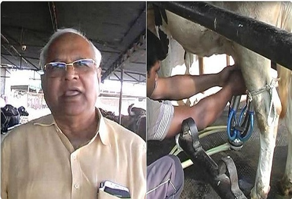 Success story of a farmer who earns 10000 per day through milk