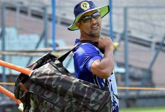 dhonis performance in champions trophy will decide his fate says childhood coach keshav banerjee