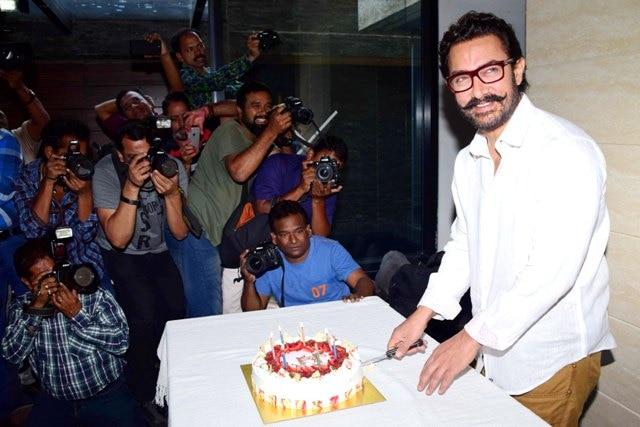 amir khan celebrate his 52nd birthday
