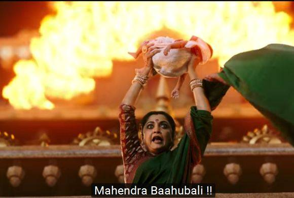 Bahubali : The Conclusion Trailer release