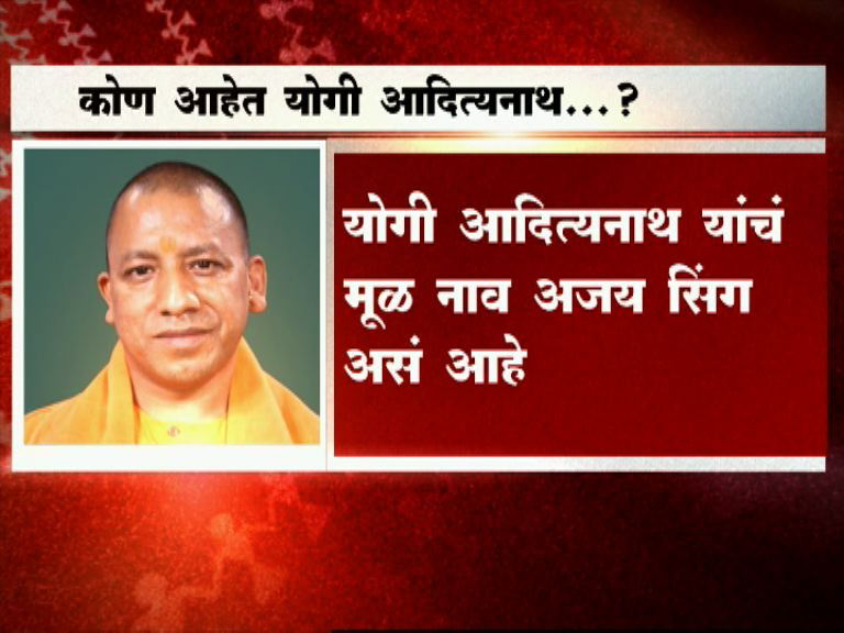 Yogi Adityanath short Introduction