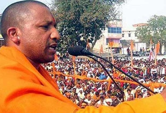 Prashant Kadam Blog on Yogi Adityanath