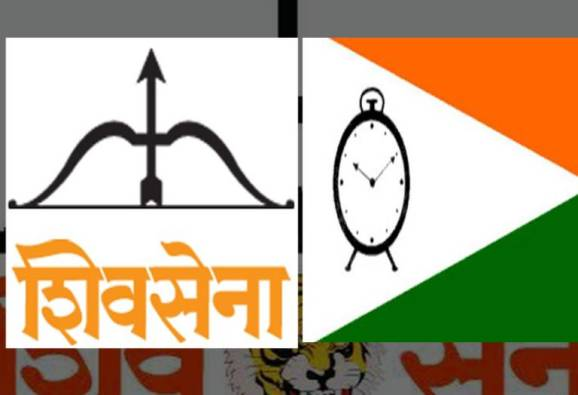 shivsena and ncp can come together for zp president election