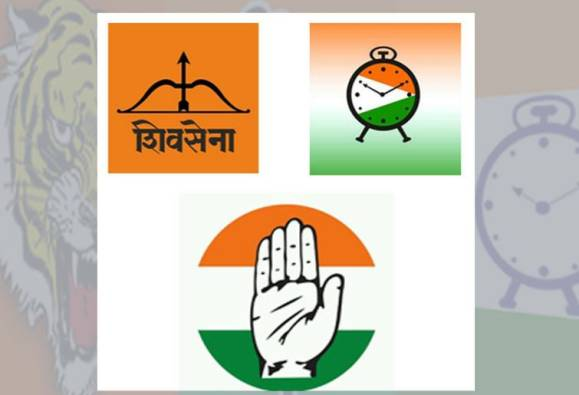 ZP election : Shivsena alliance with Congress & NCP?