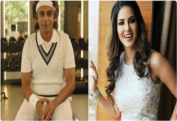 Comedian Sunil Grover to work with actress sunny leone in IPL 2017