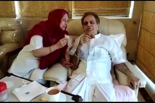 Legendary actor Dilip Kumar joins Facebook at the age of 94