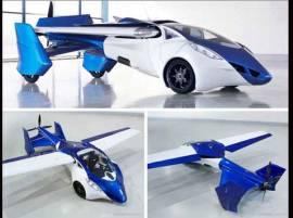 लवकरच जगासमोर येणार पहिली हवेत उडणारी कार!
