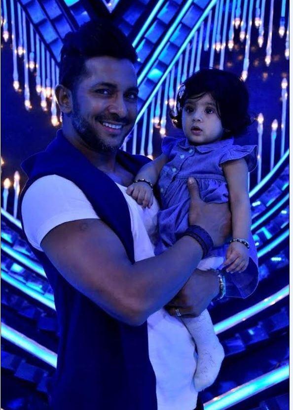 Harbhajan baby 8