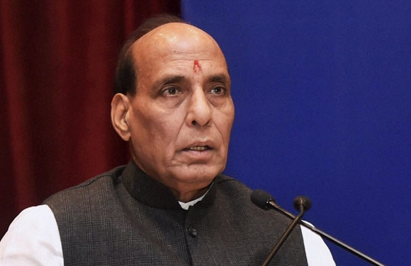 rajnath singh says all states eensure safety of kashmiris
