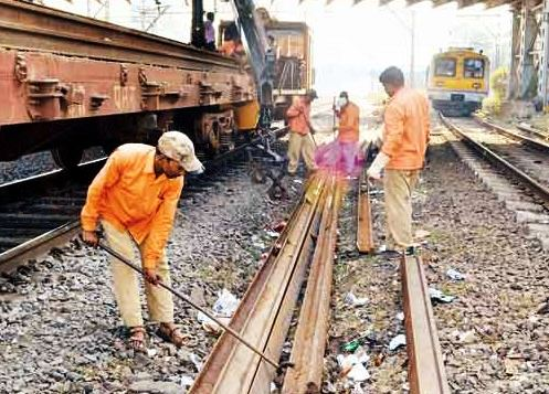 Central Railway and Western Railway will conduct Train Block on 13 august