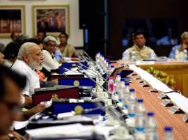 मोदींसोबत 'टीम इंडिया'ची बैठक, 15 वर्षांचा विकास आराखडा सादर
