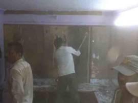माझा इफेक्ट : उल्हासनगरमधील डान्सबारवर महापालिकेचा हातोडा