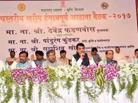 30 लाख शेतकऱ्यांना कर्ज उपलब्ध करुन द्या : मुख्यमंत्री