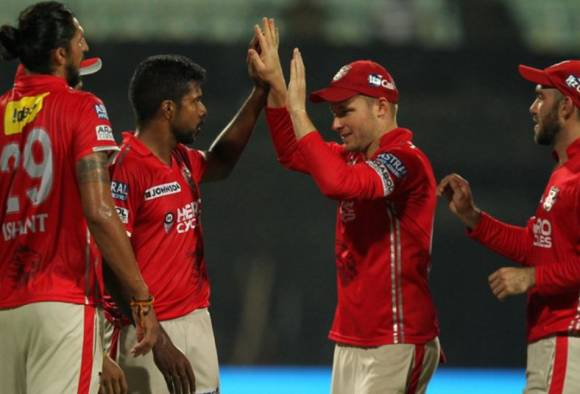 Punjab wins kolkata live update