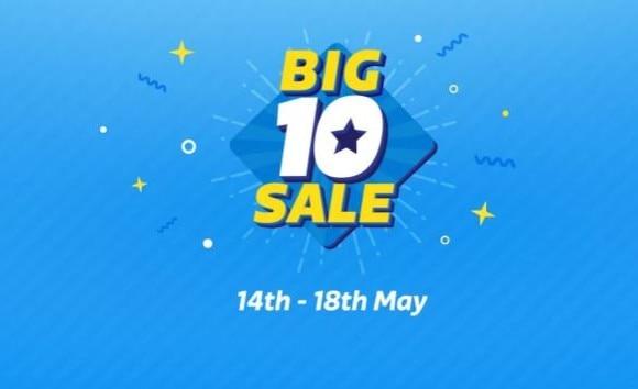 flipkart big 10 sale big discount on many product latest update