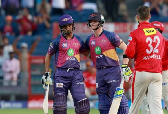 Rising Pune Supergiant won against Kings XI Punjab and joined Playoffs latest updates