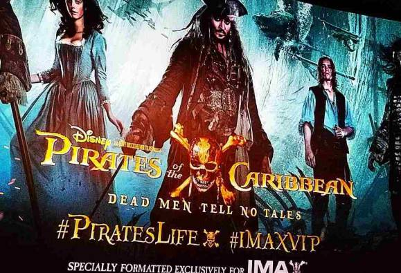 pirates of the Caribbean 5 hacked by ransomware latest updates
