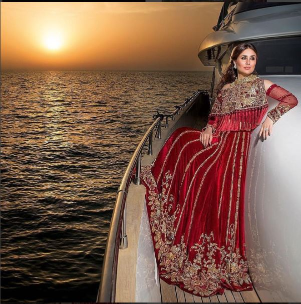 kareena kapoor recent photo shoot in Goa