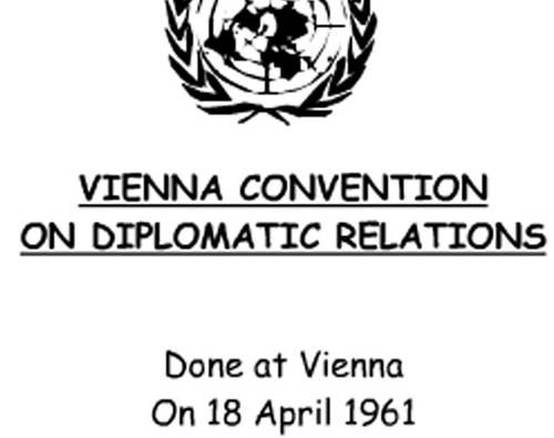 What is Vienna Convention?